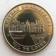 Monnaie De Paris 41.Cheverny - Château De Cheverny 2007 - Monnaie De Paris