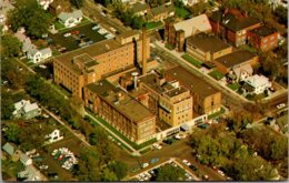Wisconsin Eau Claire Luther Hospital Aerial View - Eau Claire
