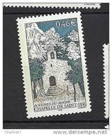 """France:n°3496  ** """"Chapelle De Saint-Ser""""((sous Faciale) - France"""