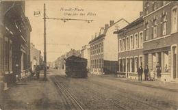 Flémalle-Haute  Chaussée Des Alliés - Flémalle