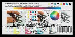 2001  Blok 100 Jaar KVGO 2011  Gestempeld - Unused Stamps