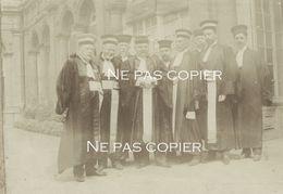 LAVAL 1914 Magistrats Du Tribunal Mayenne 53 Visite Poincaré - Lieux