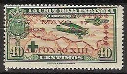 España 0369 * Jura Constitucion Alfonso XIII. 1927. Charnela - Ungebraucht
