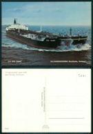 BARCOS SHIP BATEAU PAQUEBOT STEAMER [BARCOS # 03261 ] - TT SEA SAINT SALENREDERIERNA SWEDEN - Pétroliers