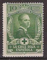 España 0328 * Cruz Roja. 1926. Goma Tonalizada - Neufs