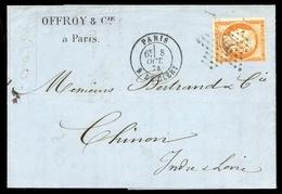 1870, Frankreich, 35, Brief - Non Classificati