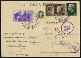 1941, Italien, P 84, 623 U.626, Brief - Italia