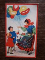 L25/261 Petite Carte ( Mignonette ) Glad Pask. Maja Synnergren - Easter