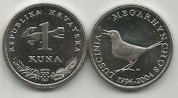 Croatia  1 Kuna 2004. KM#79 High Grade - Croatia