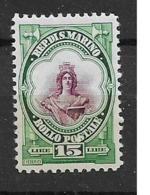 1929 MNH San Marino Mi 161 Postfris** - Unused Stamps