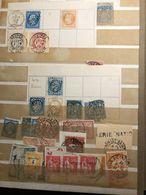 Savoie Et Haute Savoie - Collection D'oblitérations - 1849-1876: Klassieke Periode