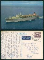 BARCOS SHIP BATEAU PAQUEBOT STEAMER [BARCOS # 03276 ] - NORTHERN STAR - Steamers