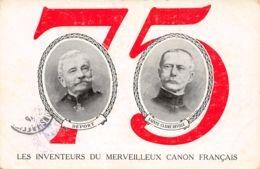 75-INVENTEURS DU MERVEILLEUX CANON FRANCAIS-N°3882-C/0023 - Autres