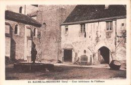 39-BAUME LES MESSIEURS-N°3882-D/0235 - Baume-les-Messieurs