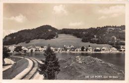 SUI-LAC DE JOUX-N°3883-A/0003 - Switzerland