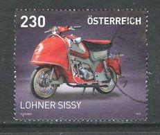 Oostenrijk 2019,  Mi 3445,  Hoge Waarde,   Gestempeld - 1945-.... 2ème République