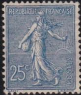 France   .   Yvert   .    132      .      (*)        .   Pas De Gomme      .    /    .    No Gum - Unused Stamps