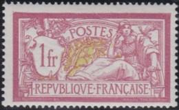 France   .   Yvert   .    121       .   *     .   Neuf Avec  Charnière    .    /    .    Mint-hinged - Frankreich