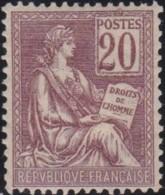France   .   Yvert   .    113       .   *     .   Neuf Avec  Charnière    .    /    .    Mint-hinged - Nuovi