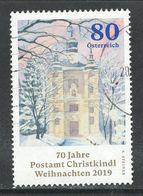 Oostenrijk 2019,  Mi 3497,  Gestempeld - 1945-.... 2ème République