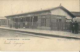 Villers-la-ville  La Station - Villers-la-Ville