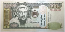 Mongolie - 500 Togrog - 2013 - PICK 66d - NEUF - Mongolie