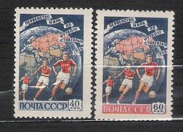 URSS - 1958 - N. 2056/57** (CATALOGO UNIFICATO) - Neufs