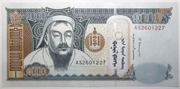 Mongolie - 1000 Togrog - 2013 - PICK 67d - NEUF - Mongolie