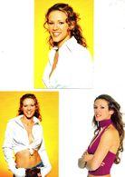 Fan Club De LORIE Chanteuse, Panini, ,  N° 28, 30, 29, Album, Lot De 3 Photos - Fotos