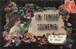 37-TENDRE SOUVENIR DE LA CROIX-N°3885-F/0383 - France