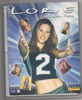 Album Vide Pour Photos Fan Club De LORIE Chanteuse, Panini, - Foto's