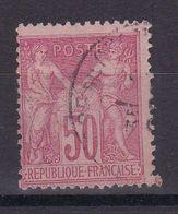 D173/ LOT SAGE N° 104 OBL COTE 45€ - 1876-1898 Sage (Type II)