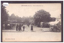 SENONCHES - FOIRE DE ST CYR 1921 - AUTOMOBILE - TB - France