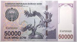 Ouzbekistan - 50000 Som - 2017 - PICK 85a - NEUF - Usbekistan