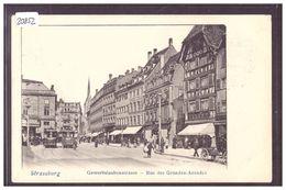 STRASBOURG - RUE DES GRANDES ARCADES - TRAMWAY - TB - Strasbourg