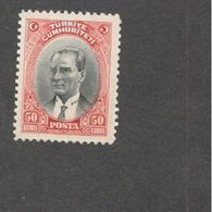 TURKEY....1930:Michel909mnh** - 1921-... Republic