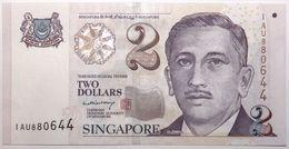 Singapour - 2 Dollars - 2005 - PICK 45A - NEUF - Singapur