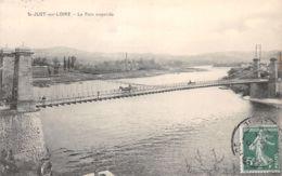 42-SAINT JUSTE SUR LOIRE-N°3889-E/0067 - Francia
