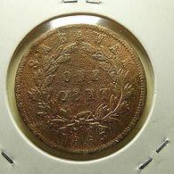 Sarawak 1 Cent 1863 Bad Grade - Monnaies