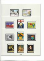2008  MNH San Marino, Complete Year, Postfris** - Saint-Marin