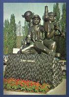 57. Forbach. Mémorial En Hommage Aux Mineurs Lorrains ( Louis-Robert Muller -1982) - Forbach