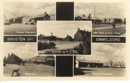 Emmeloord Vijf Afbeeldingen Uit 1951 D137 - Emmeloord