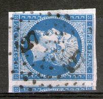 Seine Inférieure: P.c.127 Sur N°14A (ARGUEIL) ! - 1849-1876: Période Classique