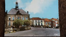 CPSM VOISEY HTE MARNE HOTEL DE VILLE  ED CIM 1966 - France