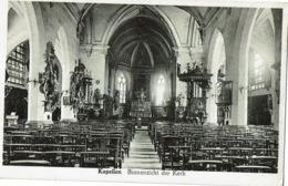 Kapellen  Binnenzicht Der Kerk - Kapellen
