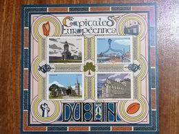 (2020) Bloc Capitales Européennes, Dublin - Mint/Hinged