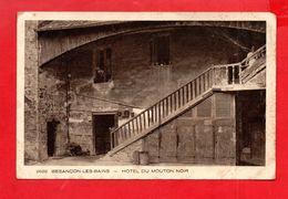 Besançon : Hôtel Du Mouton Noir - Besancon