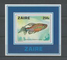 Zaire 1978 Fish S/S Y.T. BF 2 ** - Vissen