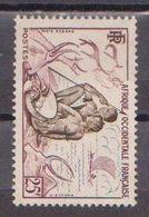 A O F      N°  YVERT  49    NEUF SANS CHARNIERE      ( Nsch 03/16) - A.O.F. (1934-1959)