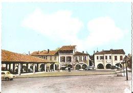 MAUVEZIN - Place - CPSM - France